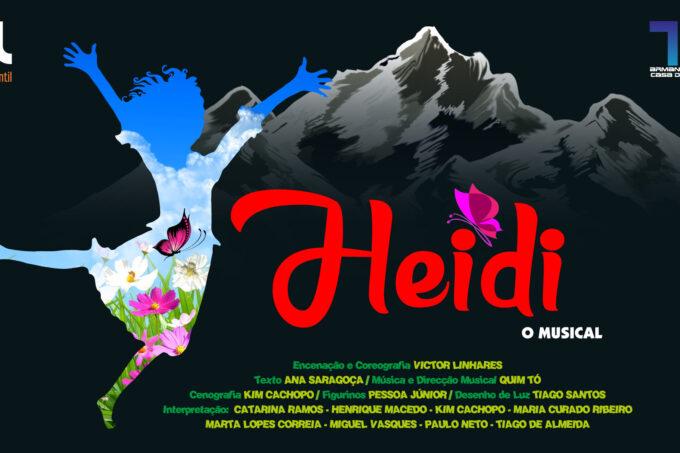 Heidi - O Musical do TIL - Teatro Infantil de Lisboa
